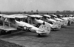 RAF Kenley 1917-1939