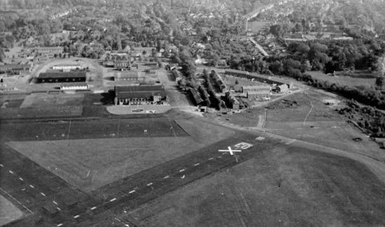 Kenley Revival Aerial 2