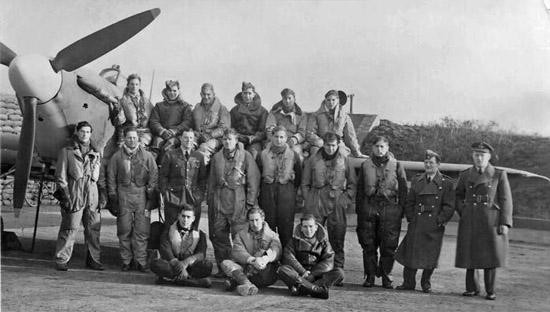 Kenley Revival, No 253 Squadron RAF in 1940