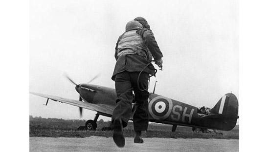 RAF Kenley 15 August 1940