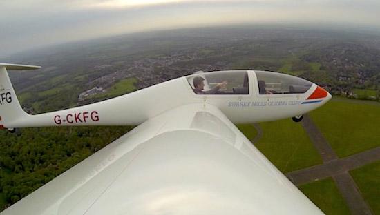 Surrey Hills Gliding Club - Kenley Airfield