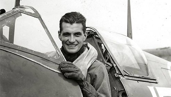 Wing Commander Jonnie Johnson