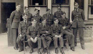 My path to a Battle: Childhood Memories of RAF Kenley