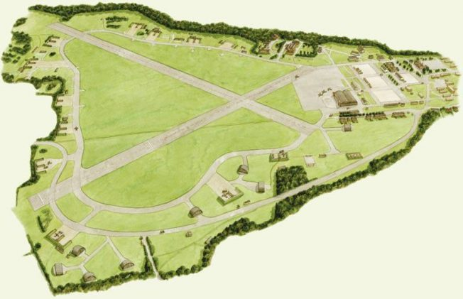 Growth of an Airfield