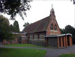 Image of St Luke's Church at Whyteleafe
