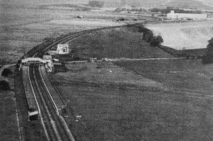 The railway halt at Southease, near Lewes.  | Rolf Von Pebal, Bundesarchiv
