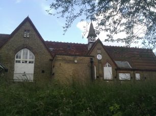 The former Caterham Board School building, taken in 2011.  | Tony Rispoli