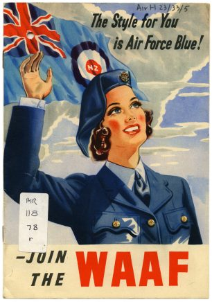 WAAF's first posting at Kenley airfield - August 1940
