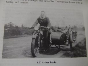 Photo of Arthur Battle