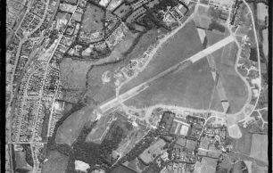 Historic England aerial photograph 7 Aug 1944 3108