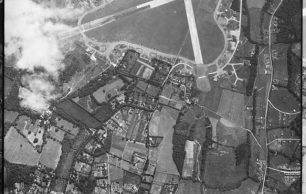 Historic England aerial photograph 14 August 1944 3074