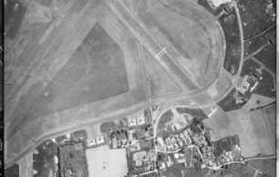 Historic Maps of RAF Kenley