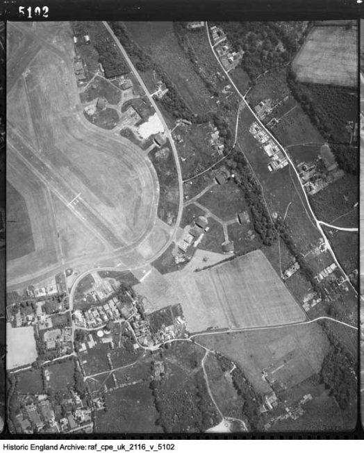 Historic England map 29 May 1947 5102