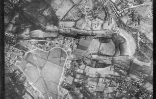 Historic England aerial photograph 3 March 1944