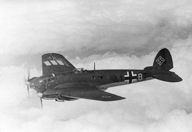 Heinkel He 111 bomber