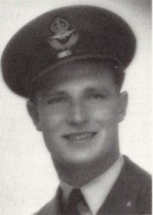 Flying Officer Peter Collard DFC
