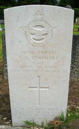 Family grave Allerton, Liverpool