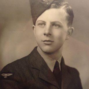 Geoffrey Ballard-Neale 1948 National Service RAF