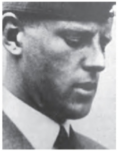 Flying Officer George Edward Moberly