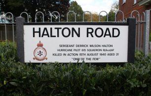"""Kenley's Few - Derrick Wilson """"Wee Halty"""" Halton"""