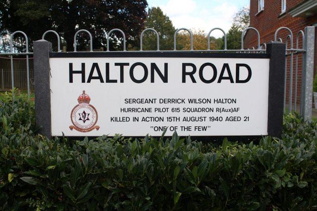 Halton Road, Surrey, Kent