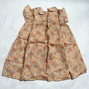 Handmade Girl's Floral Dress