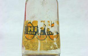 'Hipsy' Bottle