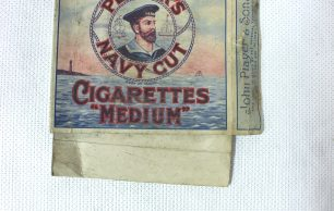 John Player's Navy Cut Cigarettes
