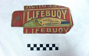 Life Buoy Soap Packet
