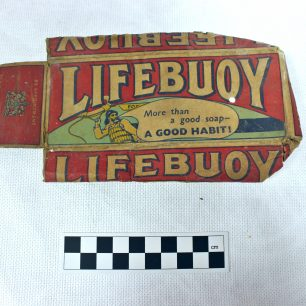 Life Buoy Soap Packet