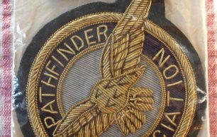 KRP0046 - Pathfinder Association Badge