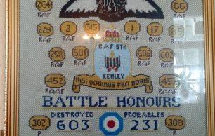RAF Tapestry