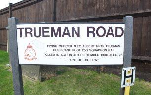 Kenley's Few - Alec Albert Gray Trueman