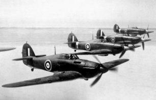 Hurricane Hawker Mk.la/lla