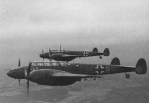 Flugzeuge Messerschmitt Bf 110