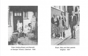 The Bourne Society Volume 60 - Life in Caterham in the 1940's and 1950's