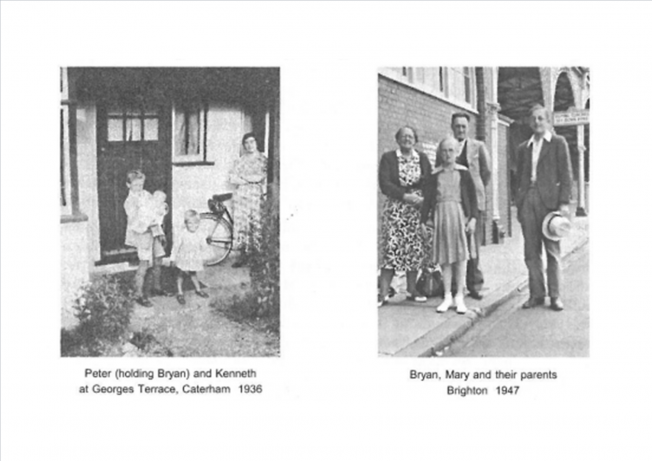 Life in Caterham in the 40's and 50's   The Bourne Society