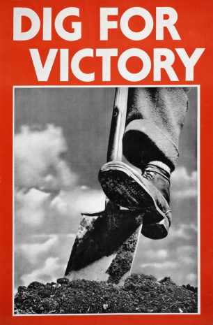 Dig for Victory WW2 poster