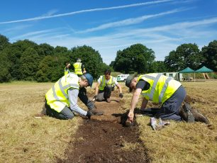 Community Archaeology on Kenley Airfield