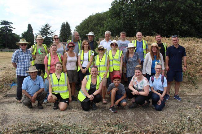 Community Archaeology 2018