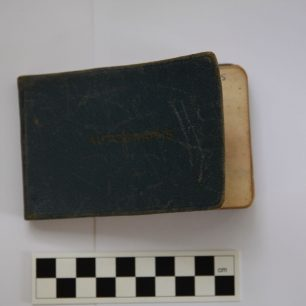 Image of WAAF Autograph Book