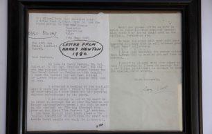 Former serviceman's letter