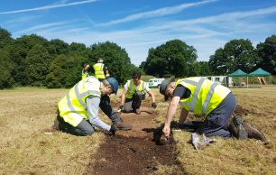 Community Archaeology Dig 2019