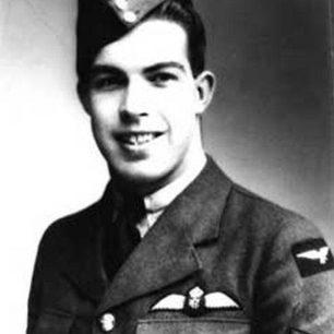 Sergeant Pilot William Kennedy Ferguson | Crash in Bayeux by Francois Oxeant.