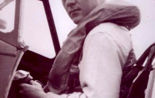 "Flying Officer James Ian ""Skip"" McKay"