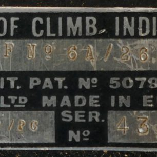 Rate of Climb Indicator