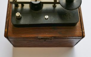 Morse Telegraph Key Unit