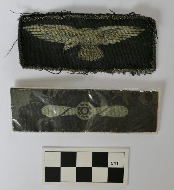 Cloth RAF Sleeve Badges
