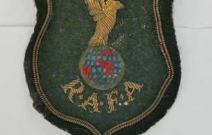 Embroidered RAFA Badge