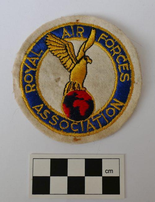 Embroidered RAFA Badge